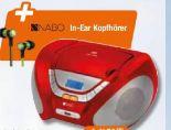 Tragbares CD-Radio Melody PR600 von Nabo