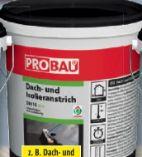 Bitumen-Dach-Isolieranstrich von Probau