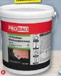1K-Bitumen-Dickbeschichtung von Probau