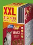 Sticks Katzensnacks von fit+fun