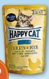 Katzentrockennahrung von Happy Cat