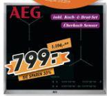 Induktionskochfeld SBOIL600XB von AEG