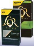 Kaffee Kapseln von L'OR Espresso