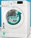 Waschmaschine BWE71683XW von Indesit