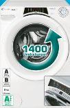 Waschmaschine RO 1486DWHC7/1-S von Candy