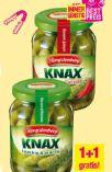Knax Gewürzgurken von Hengstenberg