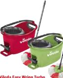 Easy Wring-Clean Turbo Komplett-Set von Vileda