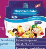 Thunfisch Salat von Fjord
