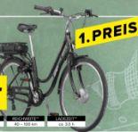 E-Trekkingbike E-City von Benger