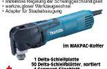 Profi-Elektronik-Multifunktions-Werkzeug TM 3010 CX5J von Makita