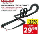 Autorennbahn Police Chase von Carrera