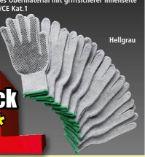 Arbeits-Handschuhe von Kraft Werkzeuge