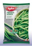 Prinzessbohnen von Iglo