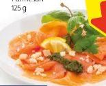 Lachs Carpaccio von Gourmet