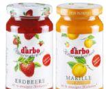 Konfitüre Kalorienbewusst von Darbo