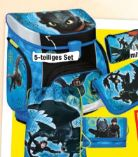 Schultaschen-Set Dragon von Scooli