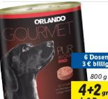 Hundenassnahrung von Orlando