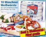 Münchner Weißwürste von Zimmermann