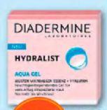 Hydralist Aqua Gel von Diadermine