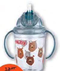 Trinkhalmtasse von Nuby