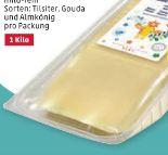 Käseselektion von Salzburg Milch