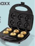 Donutmaker von Gourmet Maxx