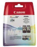 Tintenpatrone PG510-CL-511 von Canon