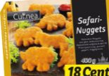Safari-Nuggets von Culinea