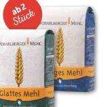 Glattes Mehl von Vorarlberger Mehl