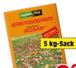 Herbst-Rasendünger von Gardenline
