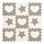 Puzzlematte Heart-Stars von MyBaby