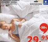 Duo-Steppbett Edition von Kronborg