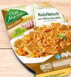 Reisfleisch von Chef Menü