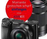 Systemkamera Alpha 6000 von Sony
