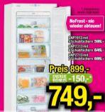 Stand-Gefrierschrank GNP3013-22 von Liebherr