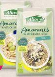Bio-Amaranth-Frühstücksbrei von Allos