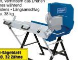 Brennholz-Wippkreissägen HS410 von Scheppach