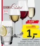 Trinkglas-Serie Simply von Bohemia Cristal