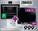 Geräte-Set ZOU35902XU + ZEV6046XBA + ZHB62670XA von Zanussi