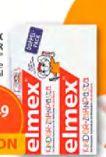 Kinder-Zahncreme von Elmex