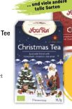 Christmas Tea von Yogi Tea