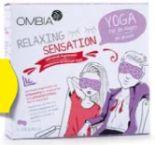 Relaxing Sensation Augenmaske von Ombia