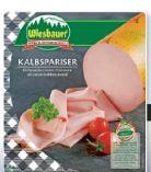 Kalbspariser von Wiesbauer