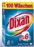 Vollwaschmittel von Dixan