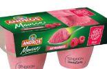 Frucht-Mousse von Andros