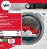 Wärmepumpentrockner T9 DE 87685 von AEG