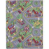 Spielteppich Strasse von Ombra