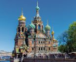 Moskau-St. Petersburg von Billa-Reisen