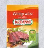 Wildgewürz von Kotányi