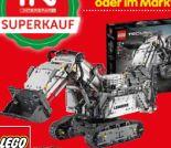 Liebherr Bagger R 9800 42100 von Lego